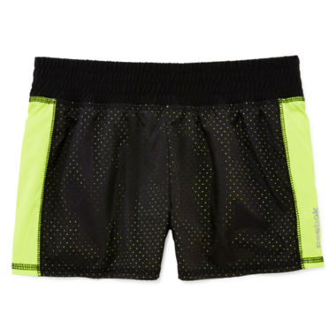 jcpenney.com | Reebok® Studio Shorts - Girls 7-16