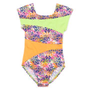 Jacques Morét Bright Spots Leotard - Girls 7-16