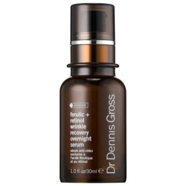 jcpenney.com | Dr. Dennis Gross Skincare Ferulic + Retinol Wrinkle Recovery Overnight Serum
