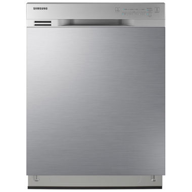 jcpenney.com | Samsung Front Control Dishwasher with Stainless Steel Interior