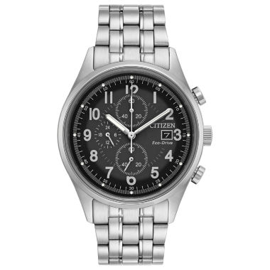 jcpenney.com | Citizen Mens Silver Tone Bracelet Watch-Ca0620-59h