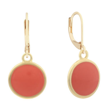 jcpenney.com | Gloria Vanderbilt Drop Earrings