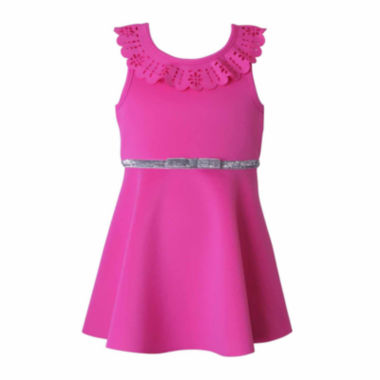jcpenney.com | Lilt Sleeveless Skater Dress - Toddler Girls
