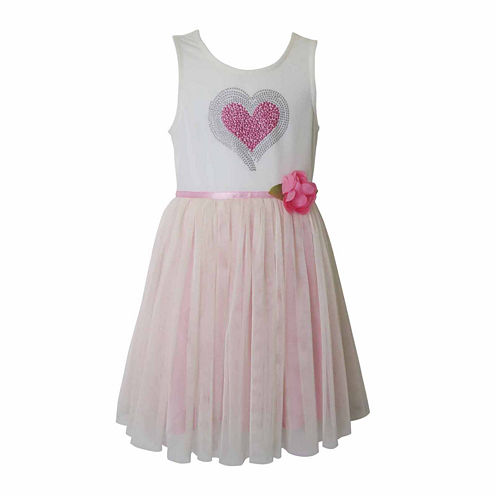 Lilt Sleeveless Tutu Dress - Toddler Girls