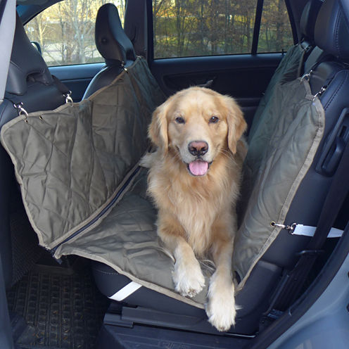 Carolina Pet Company Brutus Tuff Backseat Hammock