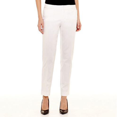 Stylus Crossover Ankle Pants
