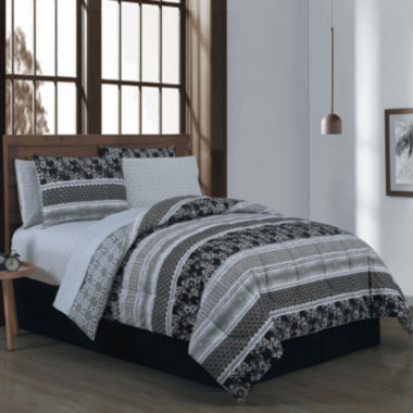 jcpenney.com | Avondale Manor Freeform 8-pc. Reversible Comforter Set