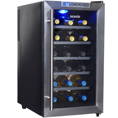 jcpenney.com | NewAir AW-181E Thermoelectric Wine Cooler