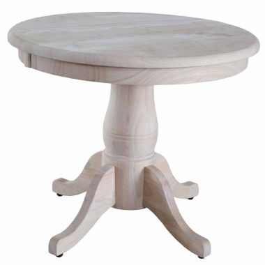 jcpenney.com | Round Pedestal Chairside Table