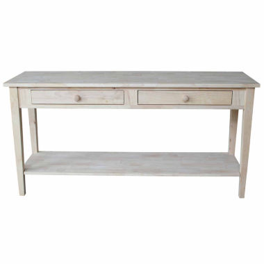 jcpenney.com | Spencer 2-Drawer Console Table