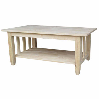 jcpenney.com | Mission Tall Coffee Table