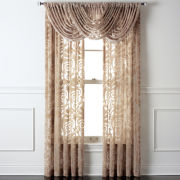 Royal Velvet® Ravenna Rod-Pocket Sheer Panel