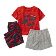 Carter's® 3-pc. Rescue Pajama Set - Boys 12m-24m