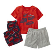 Carter's® 3-pc. Rescue Pajama Set - Boys 2t-5t