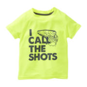 Carter's® Basketball Short-Sleeve Active Tee - Boys 2t-4t