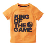 Carter's® Basketball Short-Sleeve Active Tee - Boys 5-7