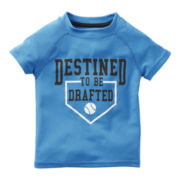 Carter's® Baseball Short-Sleeve Active Tee - Boys 5-7