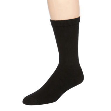 jcpenney.com | Hanes® Mens 10-pk. Cushioned Foot Crew Socks