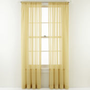 MarthaWindow™ Airy Rod-Pocket Sheer Panel