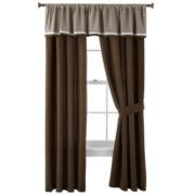 Classic Essentials Curtain Panel Pair