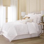 Liz Claiborne® Aria Chevron 4-pc. Comforter Set