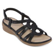 Yuu™ Moria Slide Sandals