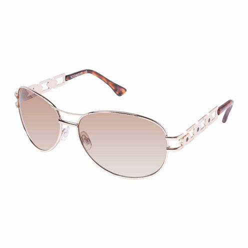 Rocawear Full Frame Aviator UV Protection Sunglasses