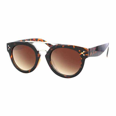 Glance Round Round UV Protection Sunglasses