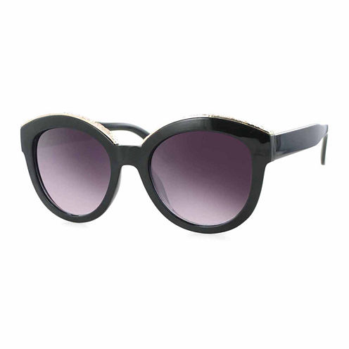 Glance Full Frame Round UV Protection Sunglasses