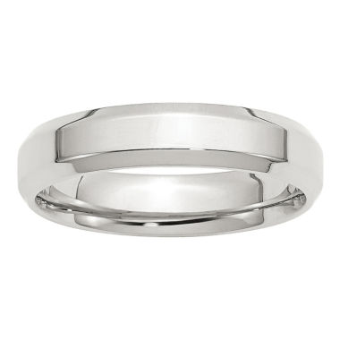 jcpenney.com | Mens Sterling Silver Wedding Band