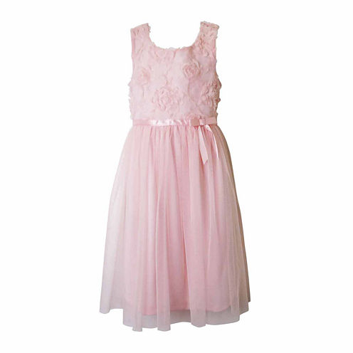 Lilt Sleeveless Maxi Dress - Preschool Girls
