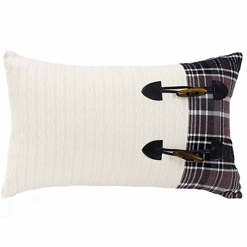 Hiend Accents Whislter Toggle Oblong Throw Pillow