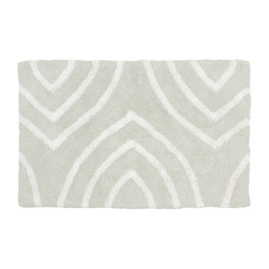 jcpenney.com | Homewear Linens Leaf Tips Bath Rug Collection