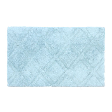 jcpenney.com | Homewear Diamond Scape Bath Rug Collection