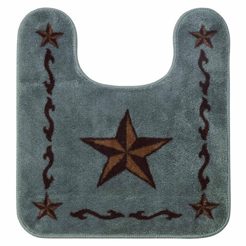 Hiend Accents Star Bath Rug Collection