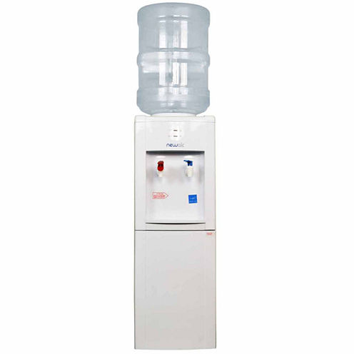NewAir WCD-200W White Energy Star Hot Cold Water Dispenser