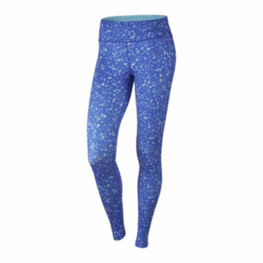 jcpenney.com | Nike Solid Cotton Blend Leggings
