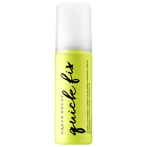 Urban Decay Quick Fix Hydracharged Complexion Prep Priming Spray