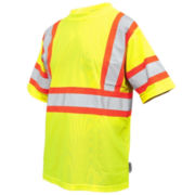Work King High-Visibility Armband Shirt
