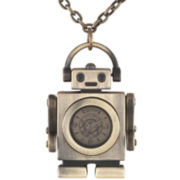 Decree® Robot Pendant Necklace Watches