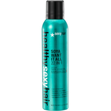 jcpenney.com | Sexy Hair® Soya Want It All 22 in 1 Leave-in Treatment - 5.1 oz.
