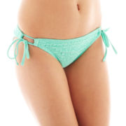 Arizona Crochet Hipster Swim Bottoms