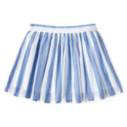 Joe Fresh™ Striped Skirt - Girls 4-14