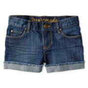 Joe Fresh™ Denim Shorts - Girls 4-14