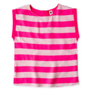 Total Girl® Boxy Top - Girls 7-16 and Plus