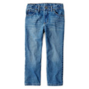 Arizona Relaxed-Fit Jeans - Boys 12m-6y