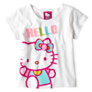 Hello Kitty® Graphic Tee - Girls 12m-5y