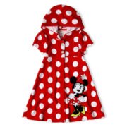 Disney Red Minnie Mouse Cover-Up - Girls 2-10