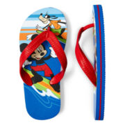 Disney Mickey Mouse Flip Flops