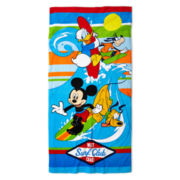 Disney Fab 4 Beach Towel